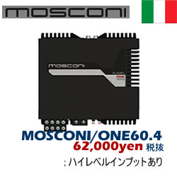 MOSCONI ONE60.4